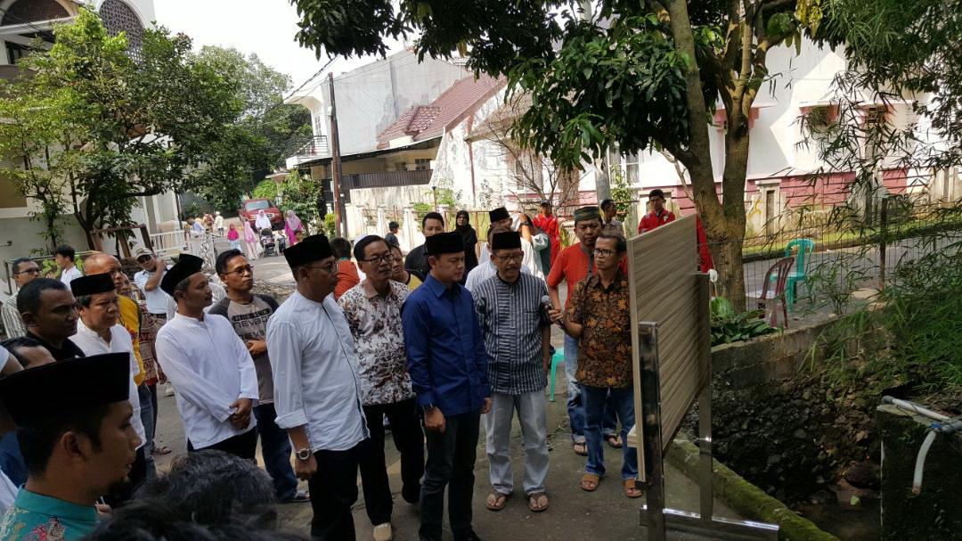 Kunjungan Walikota Bogor