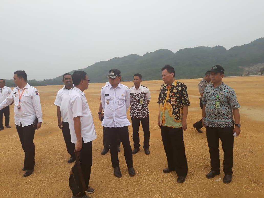 Walikota Bogor Bogor mengeck TPST Nambo